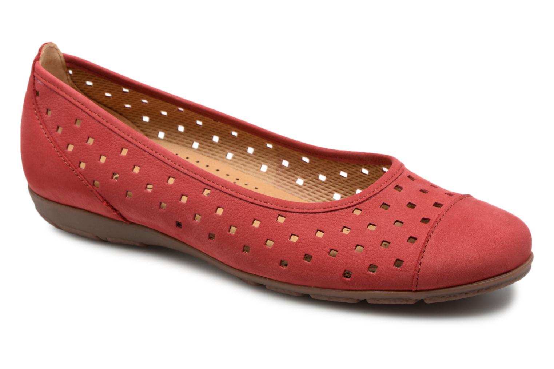 Grandes descuentos últimos zapatos Bailarinas Gabor Stéphanie (Rojo) - Bailarinas zapatos Descuento d3d5b0