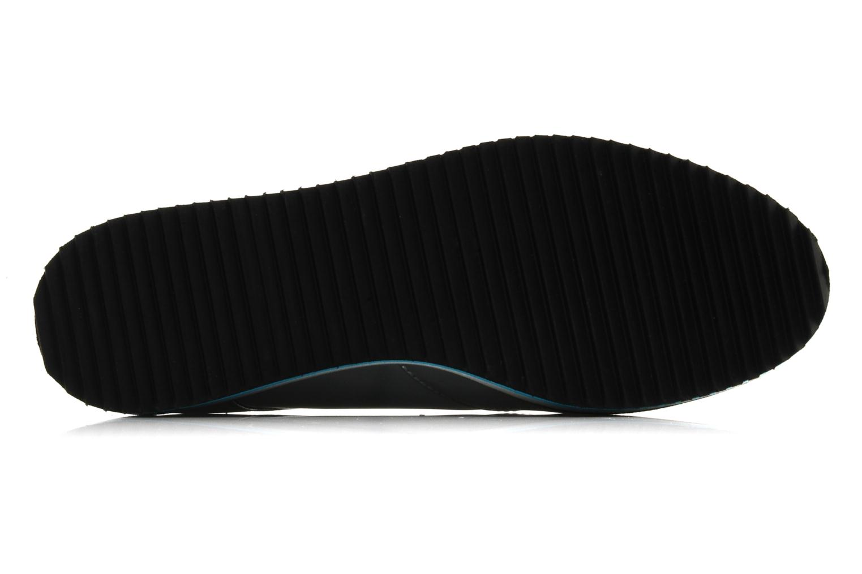 Zapatos con cordones Buffalo Disco Plateado vista de arriba