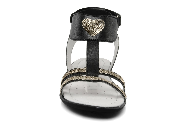 Sandalen Primigi Soledad schwarz schuhe getragen