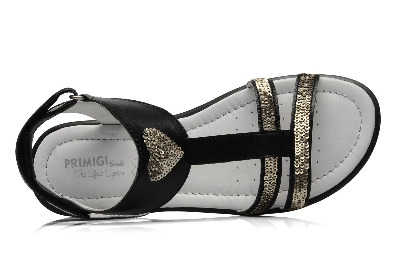 Sandales et nu-pieds Primigi Soledad Noir vue gauche