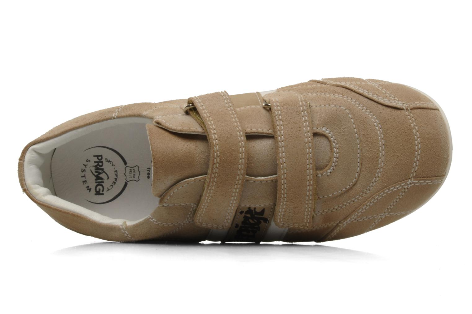 Sneakers Primigi Biggo Beige links