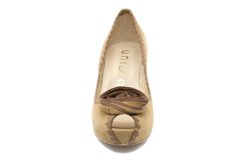 High heels Unisa Unelo ks Beige model view