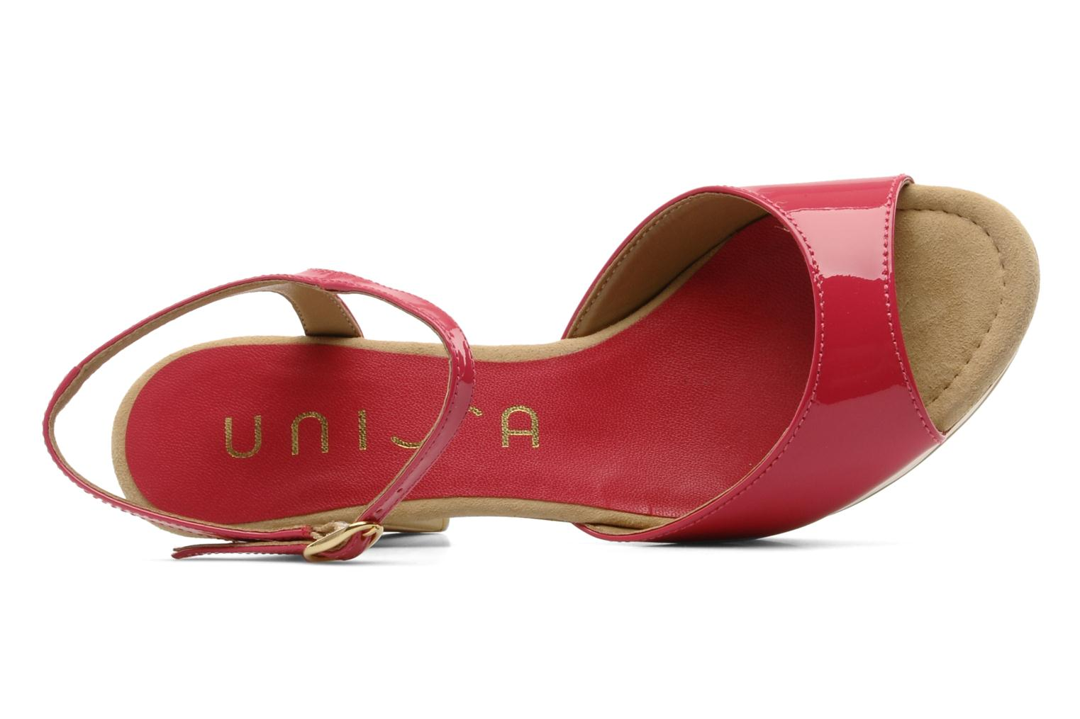 Sandals Unisa Ontral ve Pink view from the left
