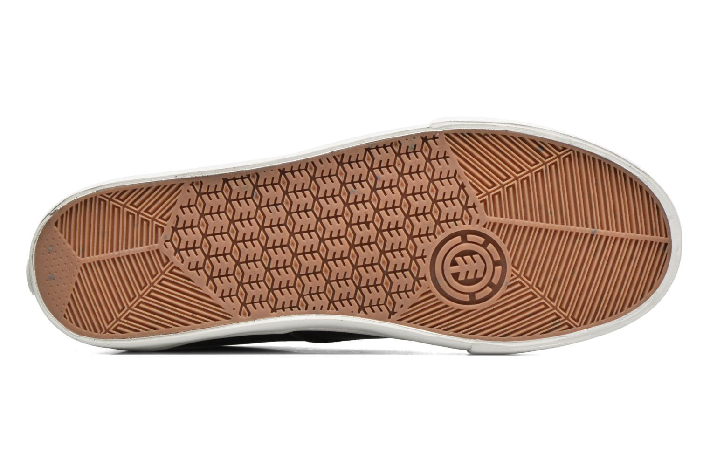 Chaussures de sport Element Topaz C3 Noir vue haut