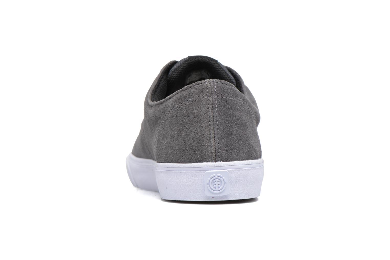 Chaussures de sport Element Topaz C3 Gris vue droite