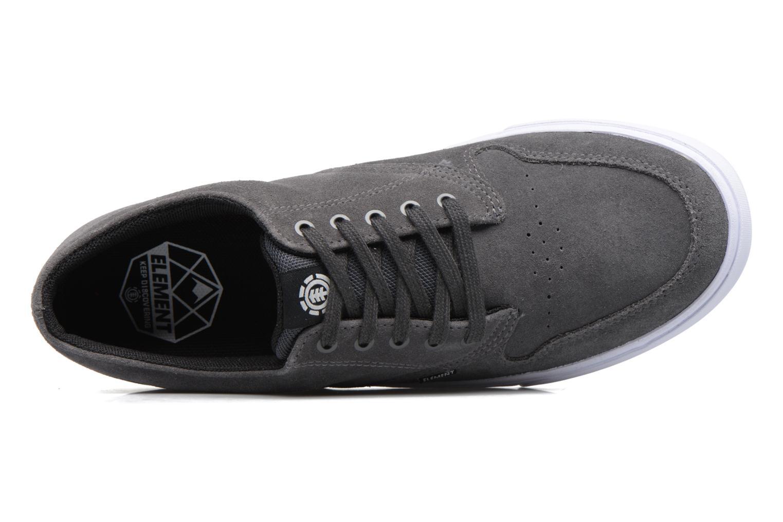 Chaussures de sport Element Topaz C3 Gris vue gauche