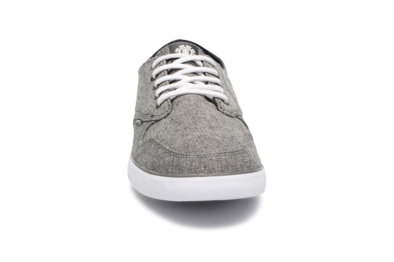 Baskets Element Topaz Gris vue portées chaussures