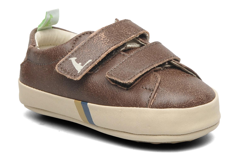 Sneakers Tip Toey Joey New Flashy Bruin detail
