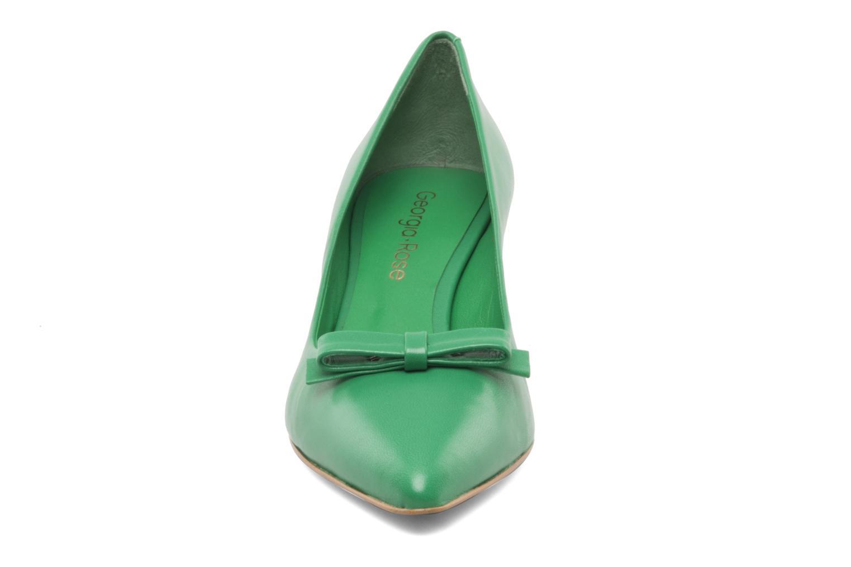 High heels Georgia Rose Maëllys Green model view