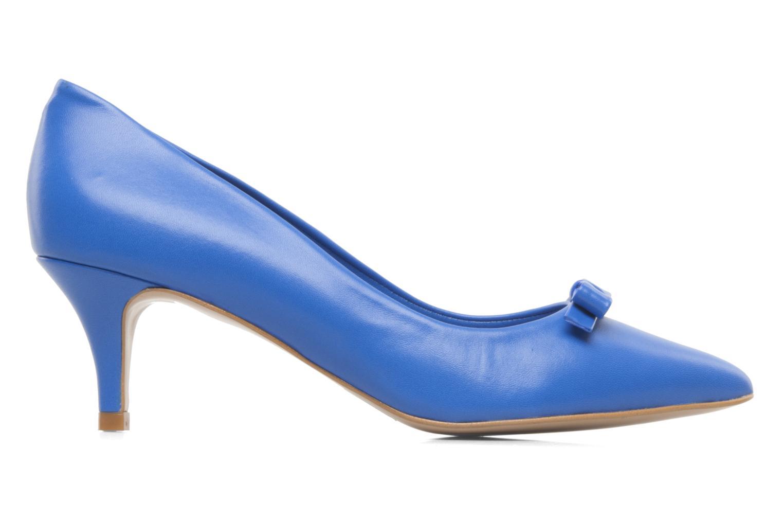 Escarpins Georgia Rose Maëllys Bleu vue derrière
