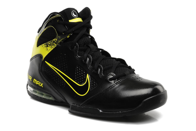 Chaussures de sport Nike Air max full court 2 nt Noir vue détail/paire