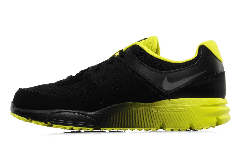 Chaussures de sport Nike Lunar forever nt Noir vue face