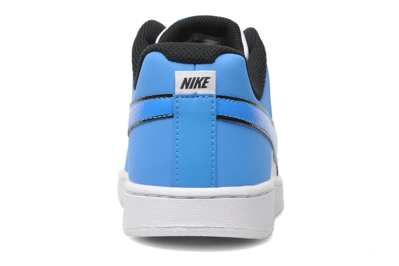 Baskets Nike Nike backboard ii Blanc vue droite