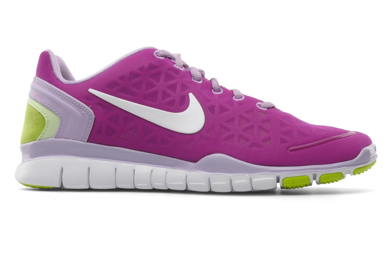 Sport shoes Nike Wmns nike free tr fit 2 Purple back view