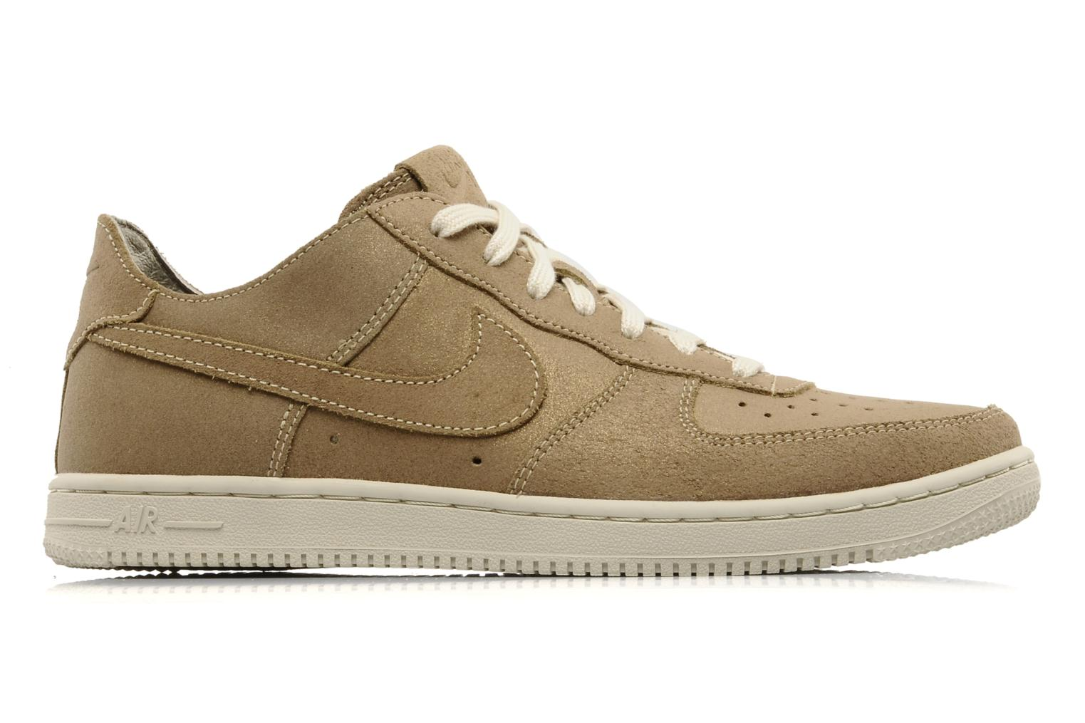Sneakers Nike Wmns air force 1 low light Oro e bronzo immagine posteriore