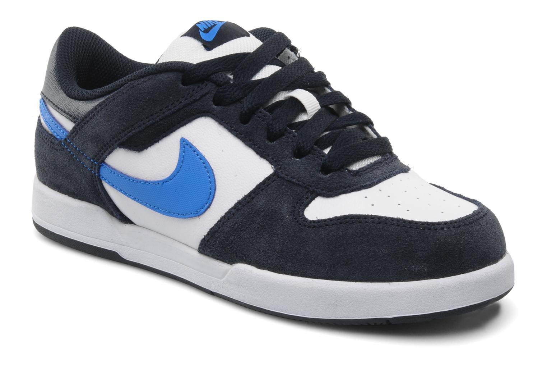 Nike renzo 2 jr Dark Obsidian/Photo Blue-White