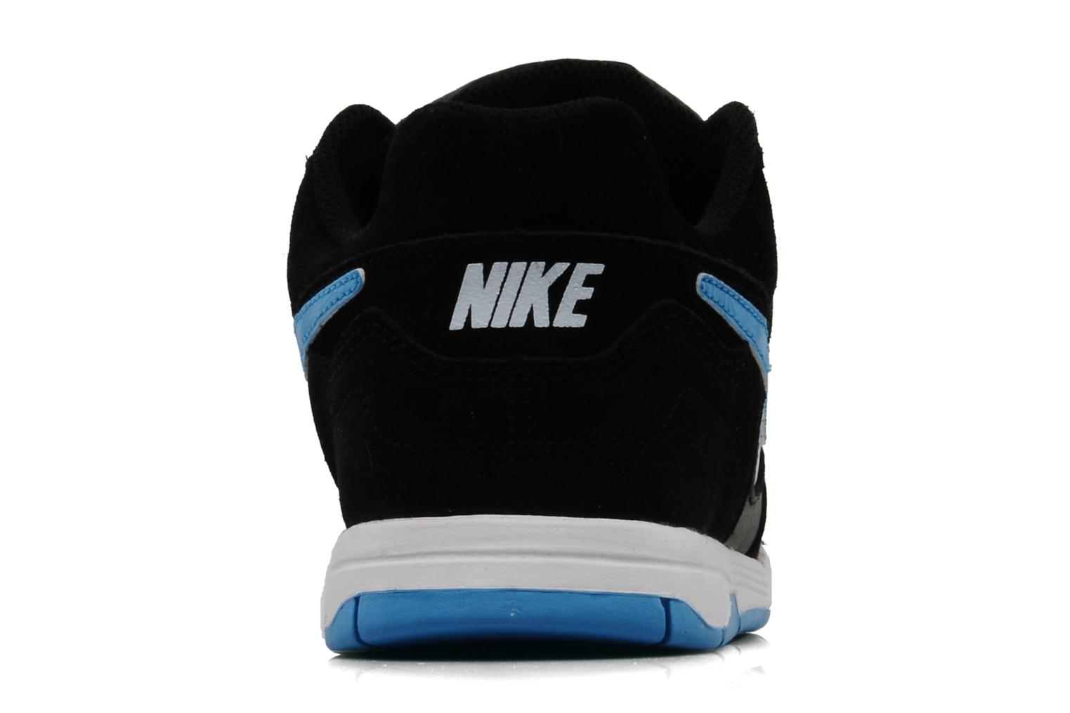 Nike twilight jr Black/current blue-white