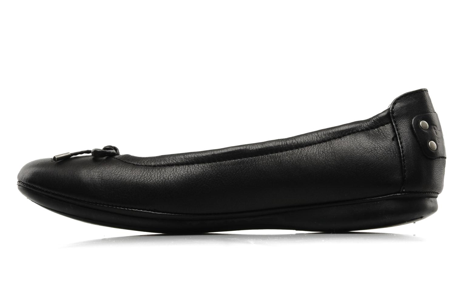 Ballerines P-L-D-M By Palladium Mombasa cash Noir vue face
