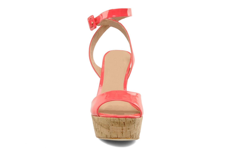 Sandalen Pour La Victoire Nasha rosa schuhe getragen