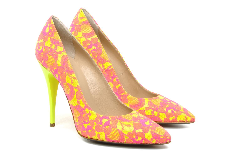 High heels Ernesto Esposito Etzi Pink 3/4 view