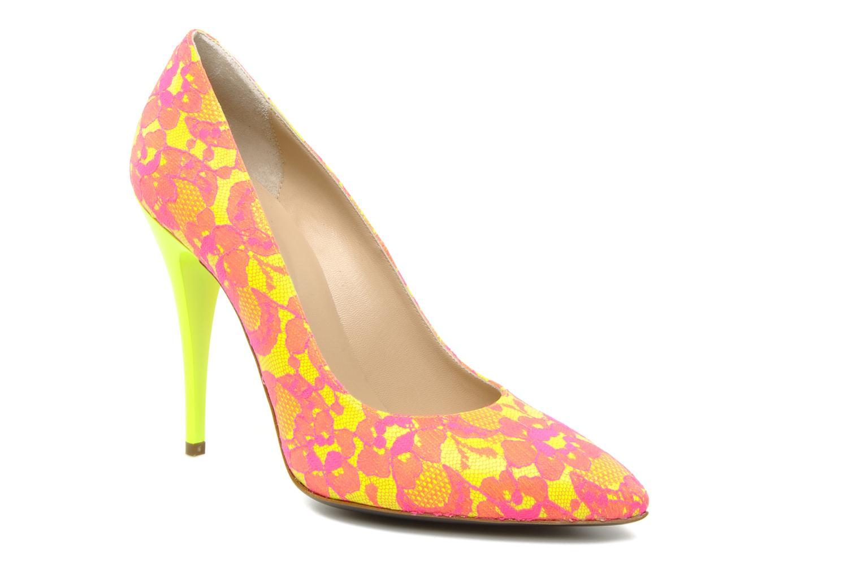 High heels Ernesto Esposito Etzi Pink detailed view/ Pair view
