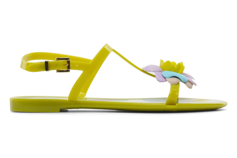 Sandales et nu-pieds Missoni Melise Vert vue derrière