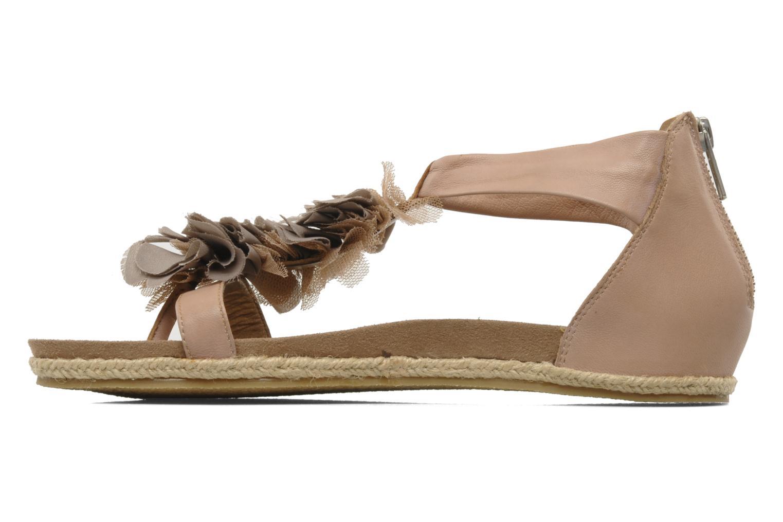 Sandales et nu-pieds SPM Naily Rose vue face