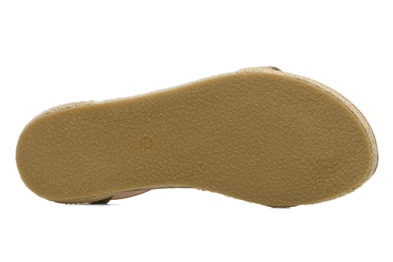 Sandales et nu-pieds SPM Naily Rose vue haut