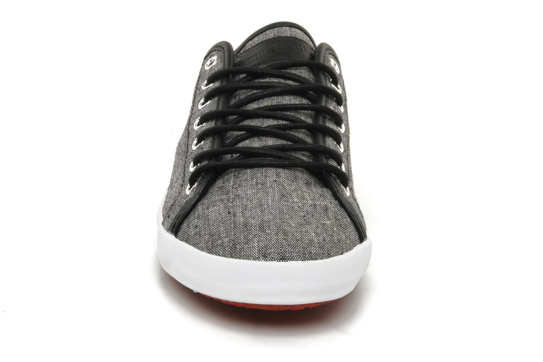 Basic low textile M Black