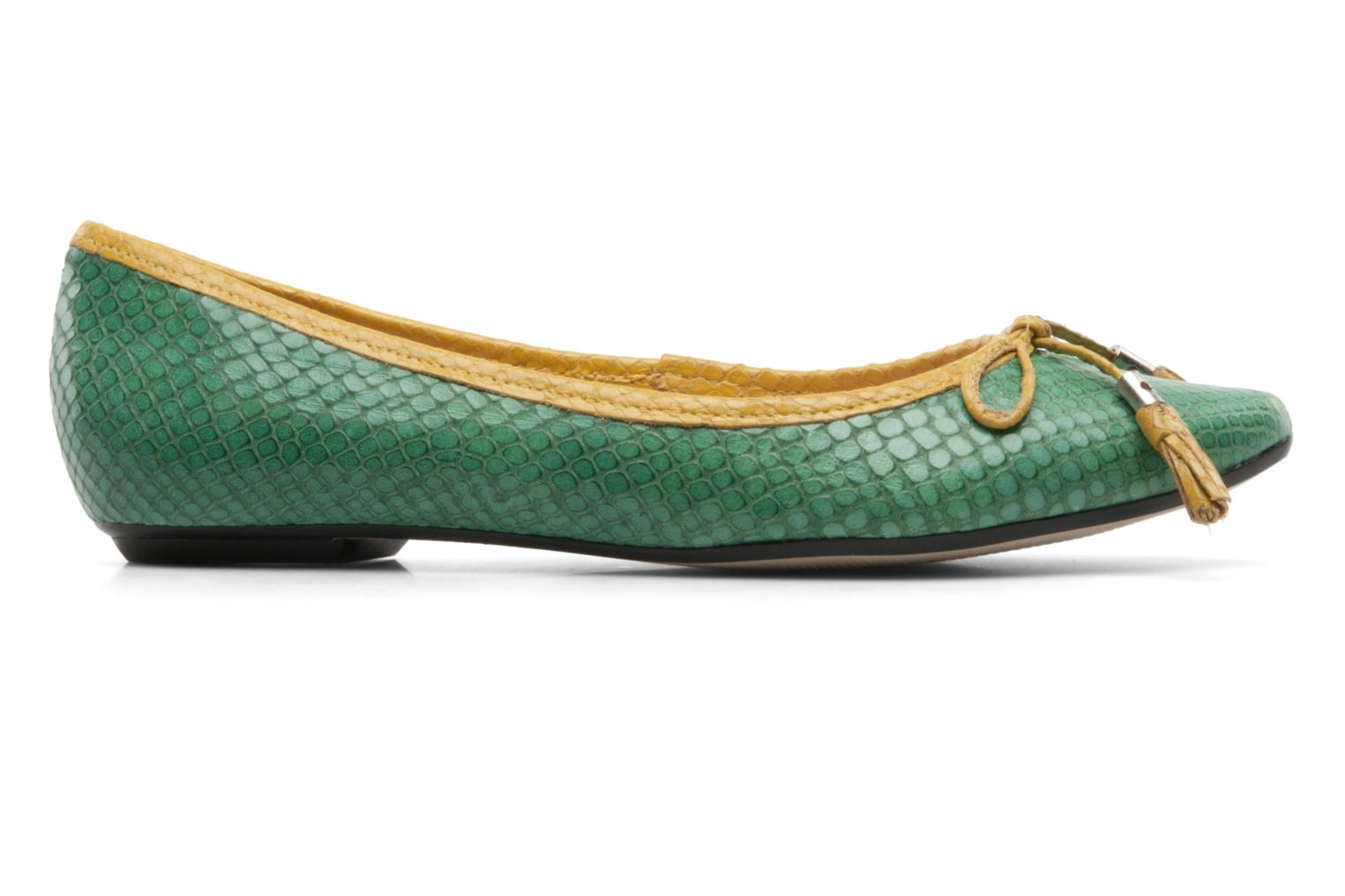 Ballet pumps Studio TMLS Saara Green back view