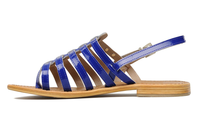 Sandalen Les Tropéziennes par M Belarbi Herflash Blauw voorkant