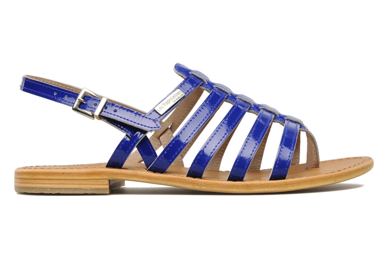 Sandalen Les Tropéziennes par M Belarbi Herflash Blauw achterkant