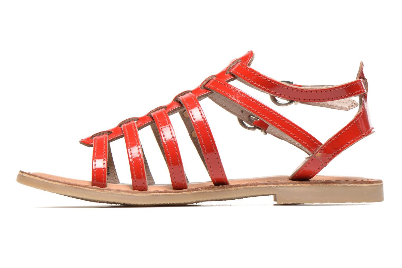 Sandals Les Tropéziennes par M Belarbi Hic E Red front view