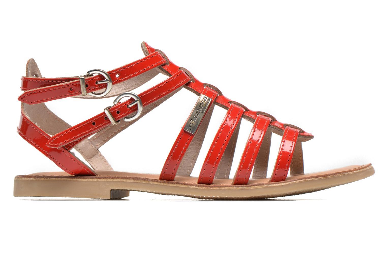 Sandals Les Tropéziennes par M Belarbi Hic E Red back view