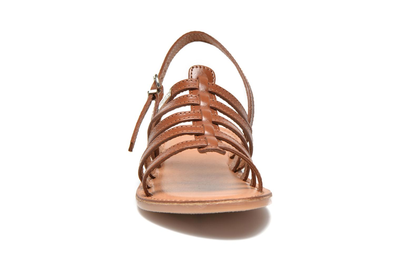 Sandalen Les Tropéziennes par M Belarbi Mangue E braun schuhe getragen