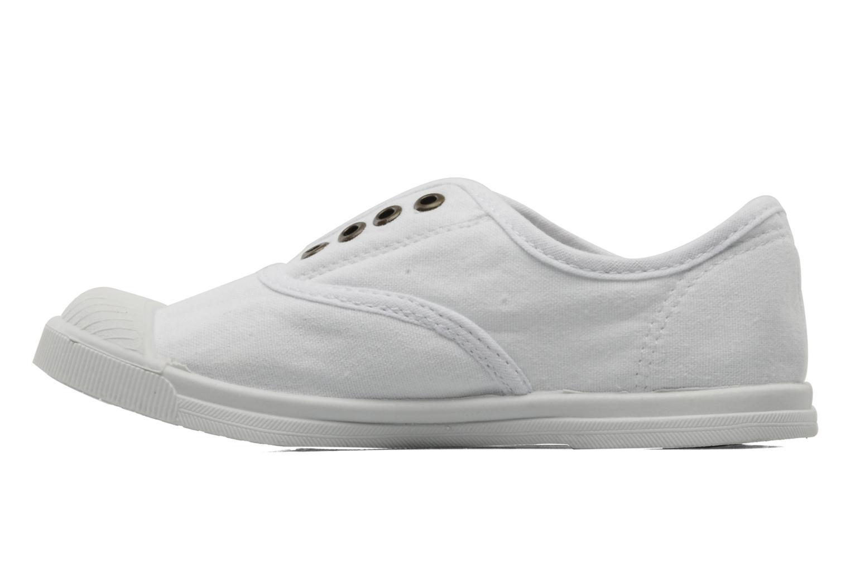 Sneakers Les Tropéziennes par M Belarbi Fete E Bianco immagine frontale