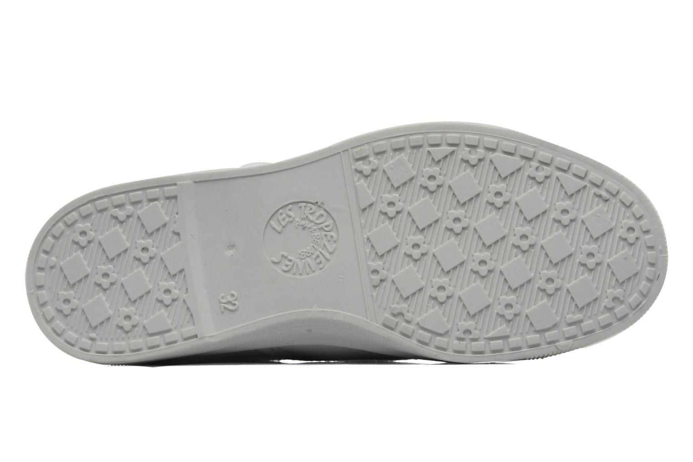 Sneakers Les Tropéziennes par M Belarbi Fete E Bianco immagine dall'alto