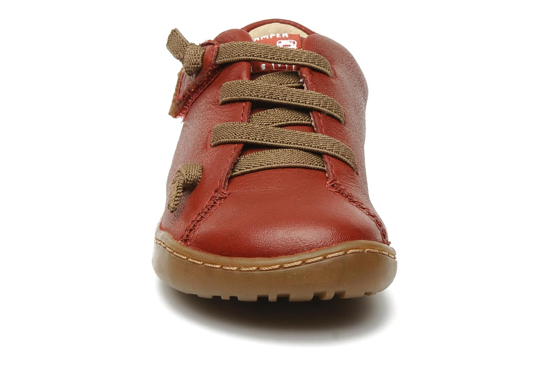 Baskets Camper Peu Cami 80212 Rouge vue portées chaussures