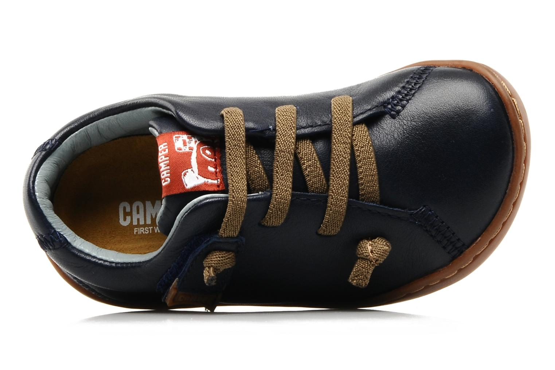 Sneakers Camper Peu Cami 80212 Blauw links