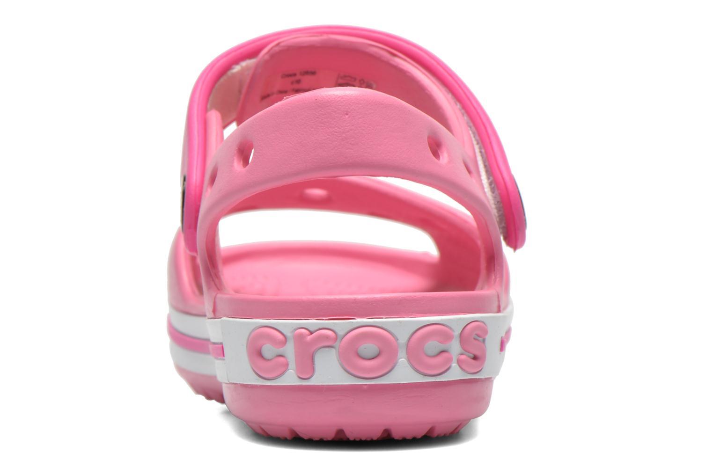 Sandalen Crocs Crocband Sandal Kids Roze rechts
