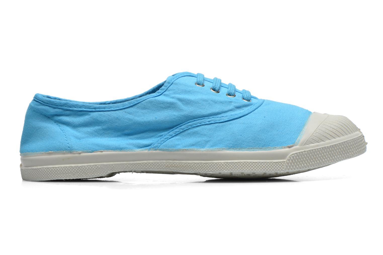 Sneaker Bensimon Tennis Lacets blau ansicht von hinten