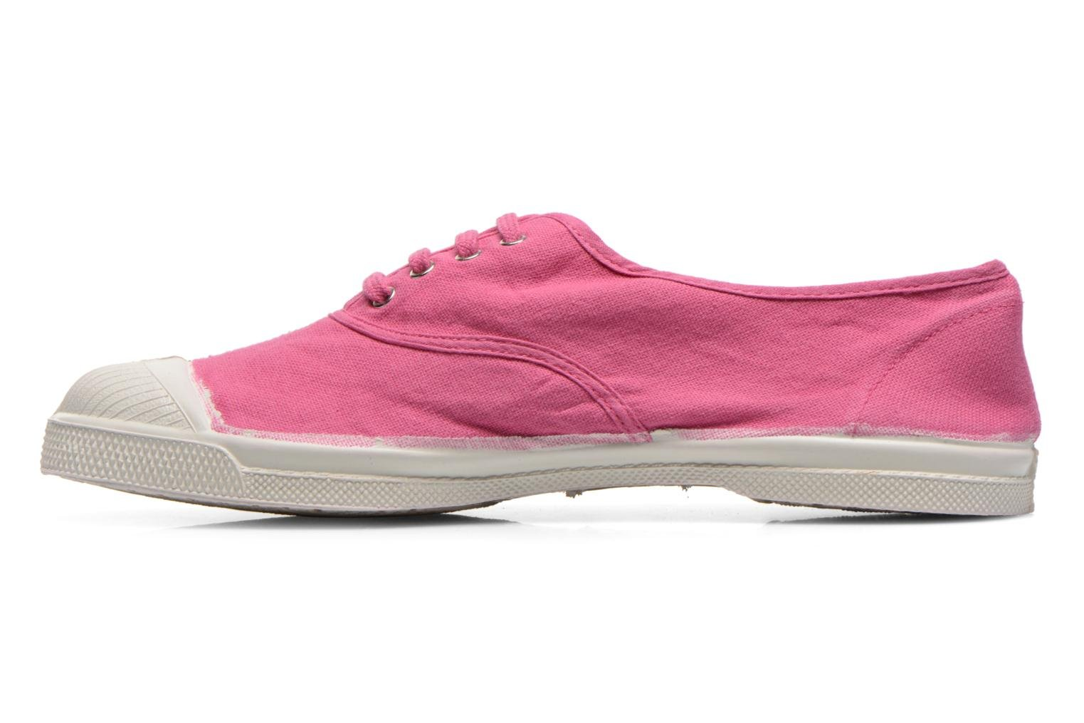 Tennis Lacets Framboise