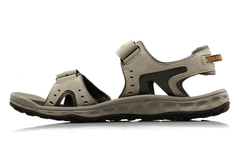 Chaussures de sport Columbia Techsun 3 Beige vue face