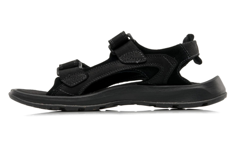 Chaussures de sport Columbia Monterosso Noir vue face