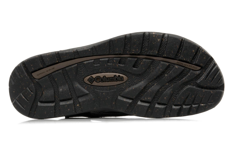 Chaussures de sport Columbia Monterosso Noir vue haut