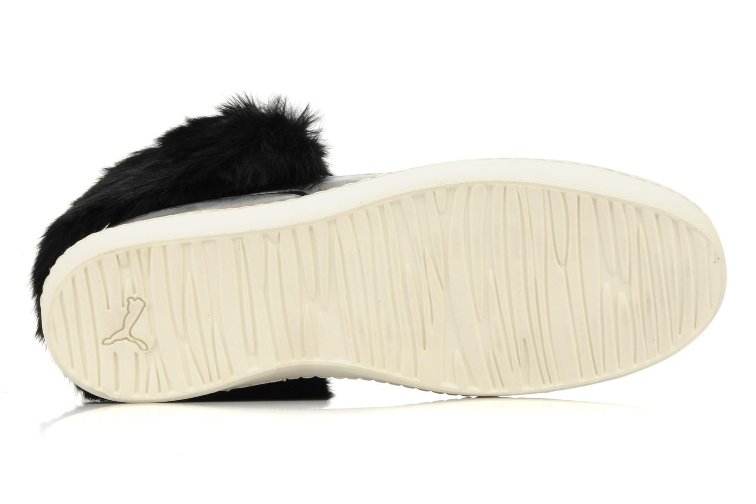 Trainers Puma by Alexander Mc Queen W's amq bound mid Black view from above
