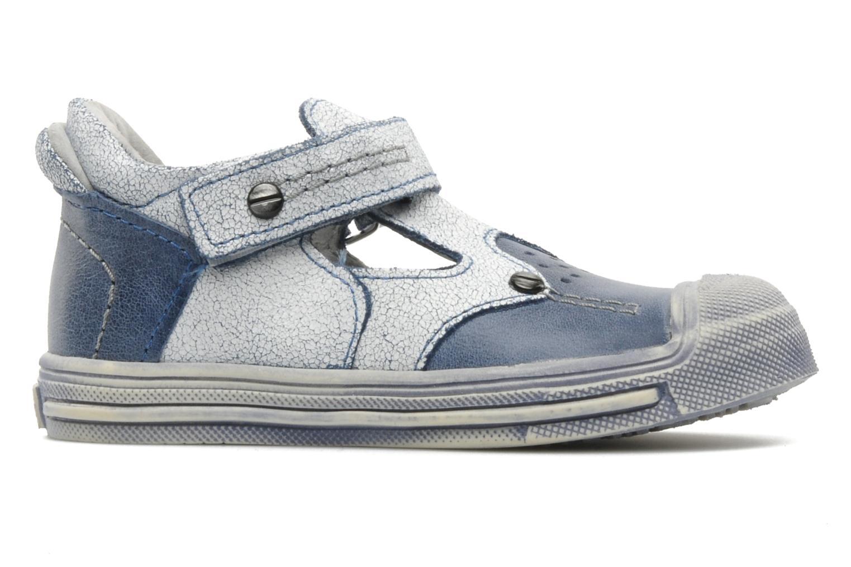 Sandales et nu-pieds Minibel CEYLAN Bleu vue derrière
