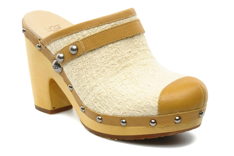 Clogs & Pantoletten UGG Jolene braun detaillierte ansicht/modell