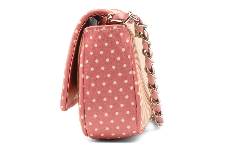 Pochette Menbur PISUM BAG Rosa modello indossato