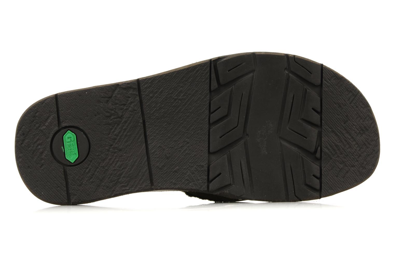 Earthkeppers sandal Grqphic Flip Flop Dark Olive